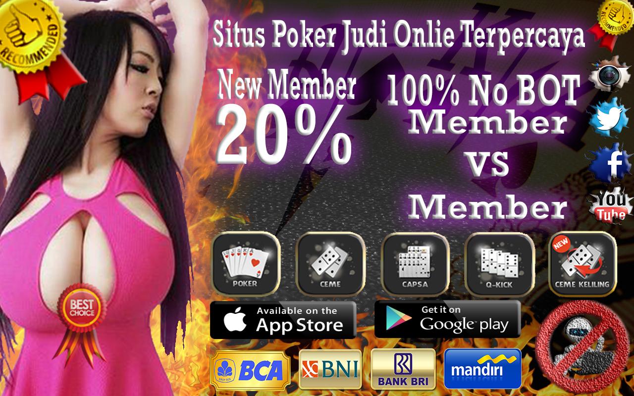 Agen Poker Zynga Asia Uang Asli Indonesia 2017