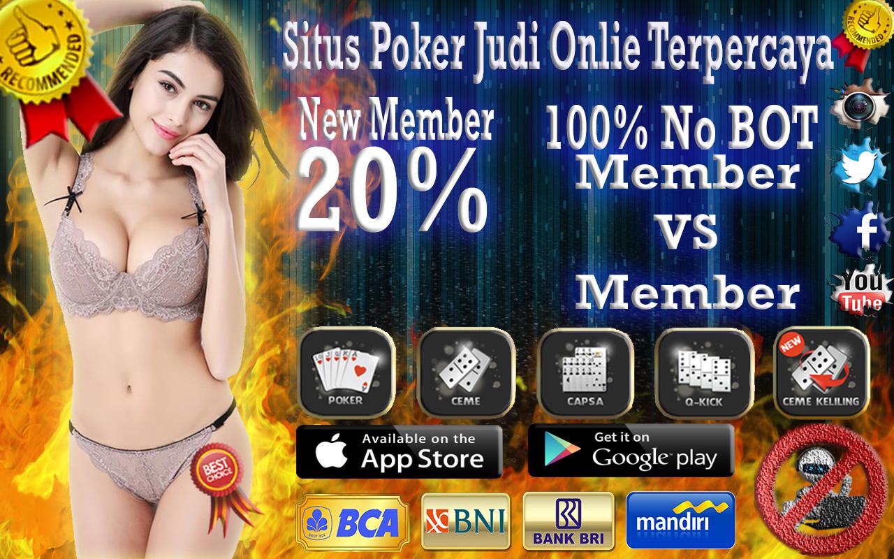 Situs Poker Online Terpercaya Dan Terbesar Di Indonesia Tanpa Bot