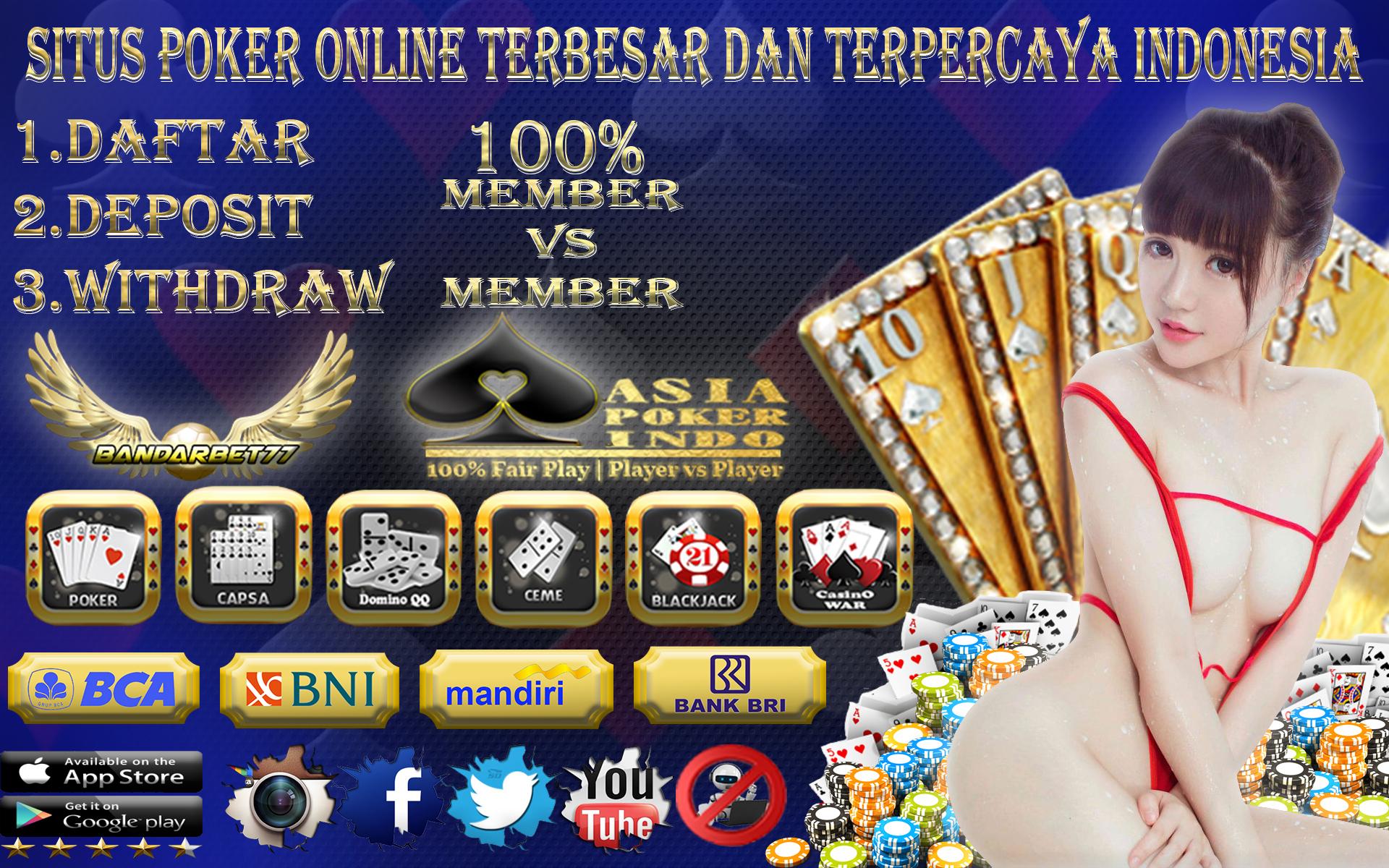Cara Membedakan Situs Poker Online Bot Dengan Asli Member