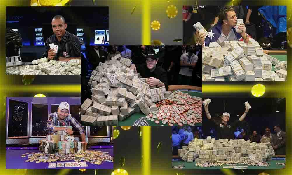 5 Pemain Poker Ini Kaya Mendadak Menjadi Miliarder