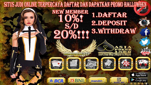 Pendaftaran Situs Poker Online Dengan Uang Asli Indonesia